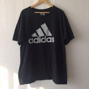 Adidas Black Shirt XL TG